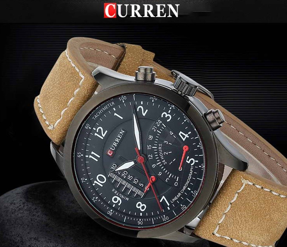 Curren 8152 Men's Quartz Watch