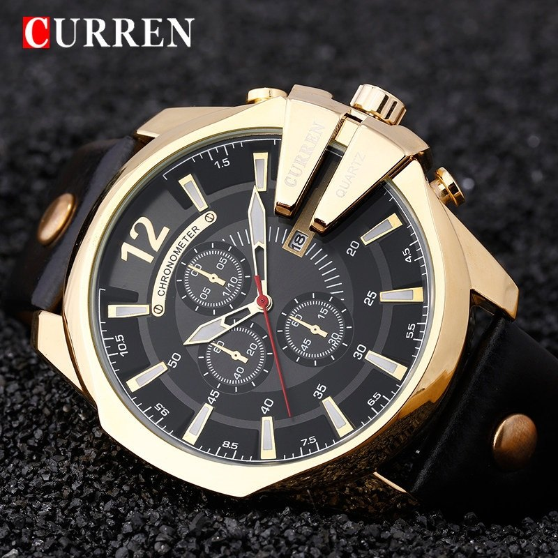 Curren 8176 Men's Quartz Watch