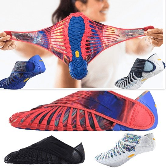 Furoshiki Wrapping Soles Shoes (2016)