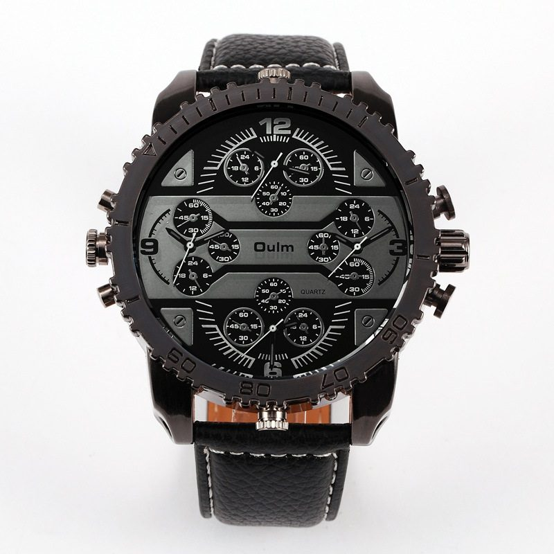 Oulm 3233 Men's Quartz Watch