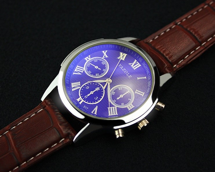 Yazole 317 Men's Quartz Business Watch